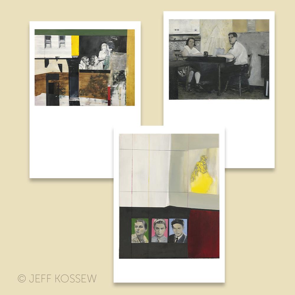 Jeff Kossew Series I Cards
